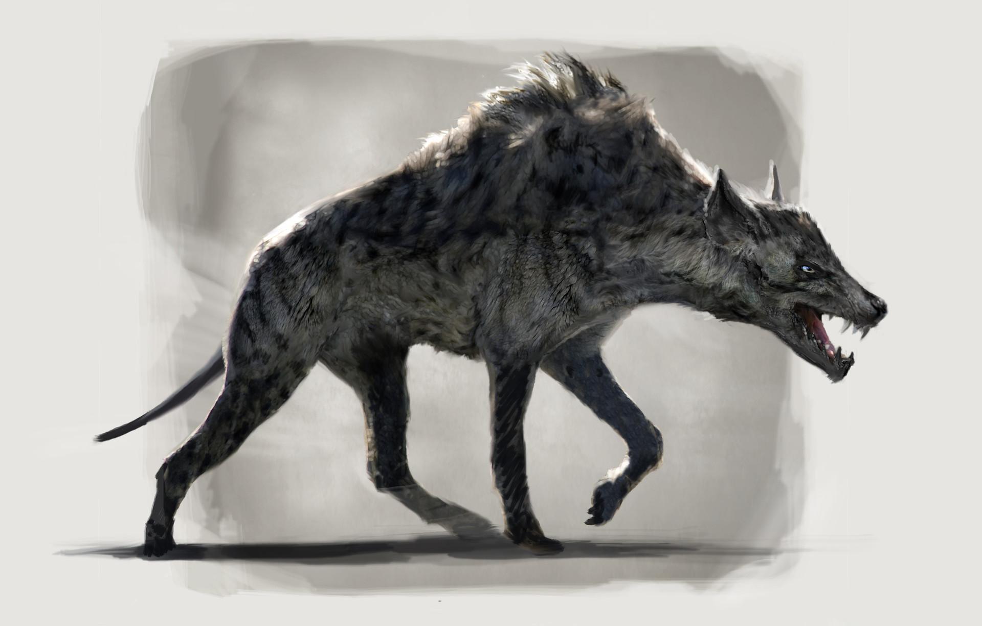Daren horley hyaenadon v03