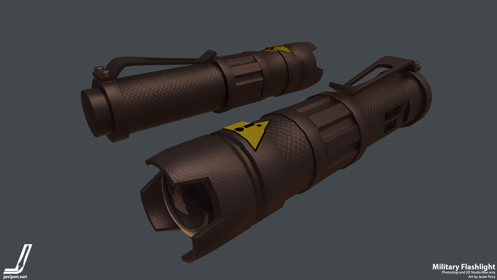 Military Flashlight