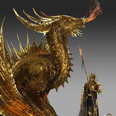 Sandra duchiewicz king of dragons fin