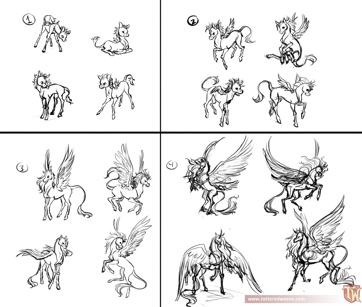 Kith Poses (Concepts)