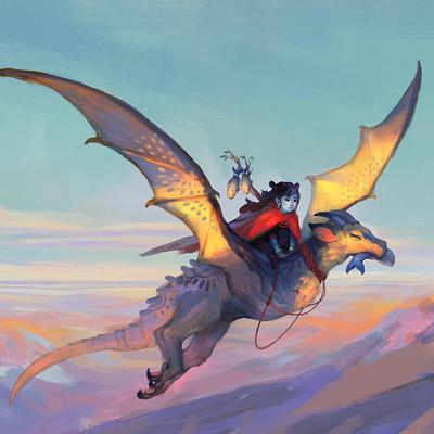 Soojung ham dragon rider resize
