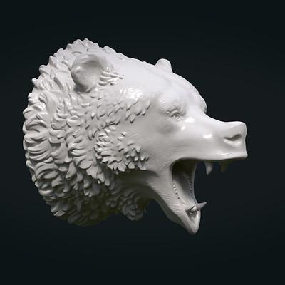 Alexander volynov bear hex 06