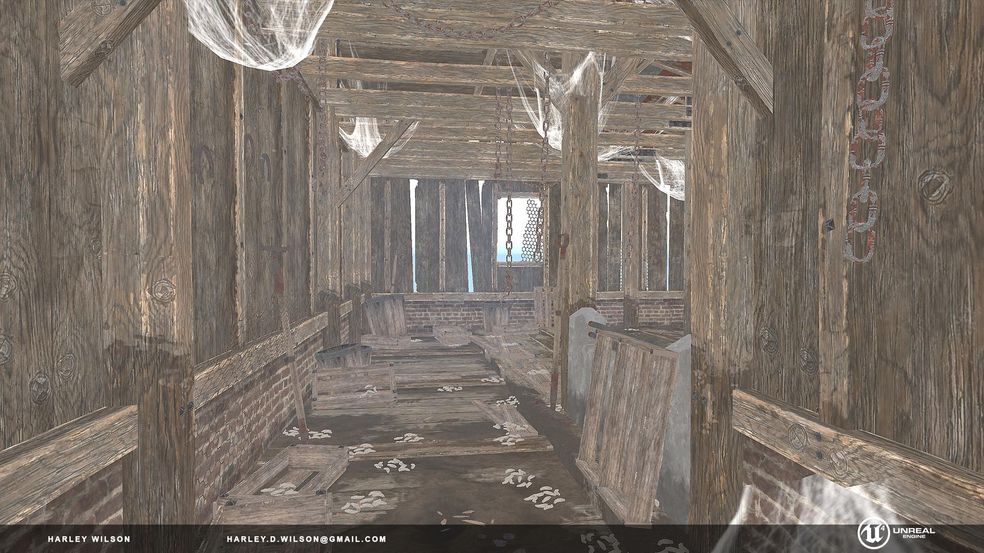 Harley wilson farmhouse albedo