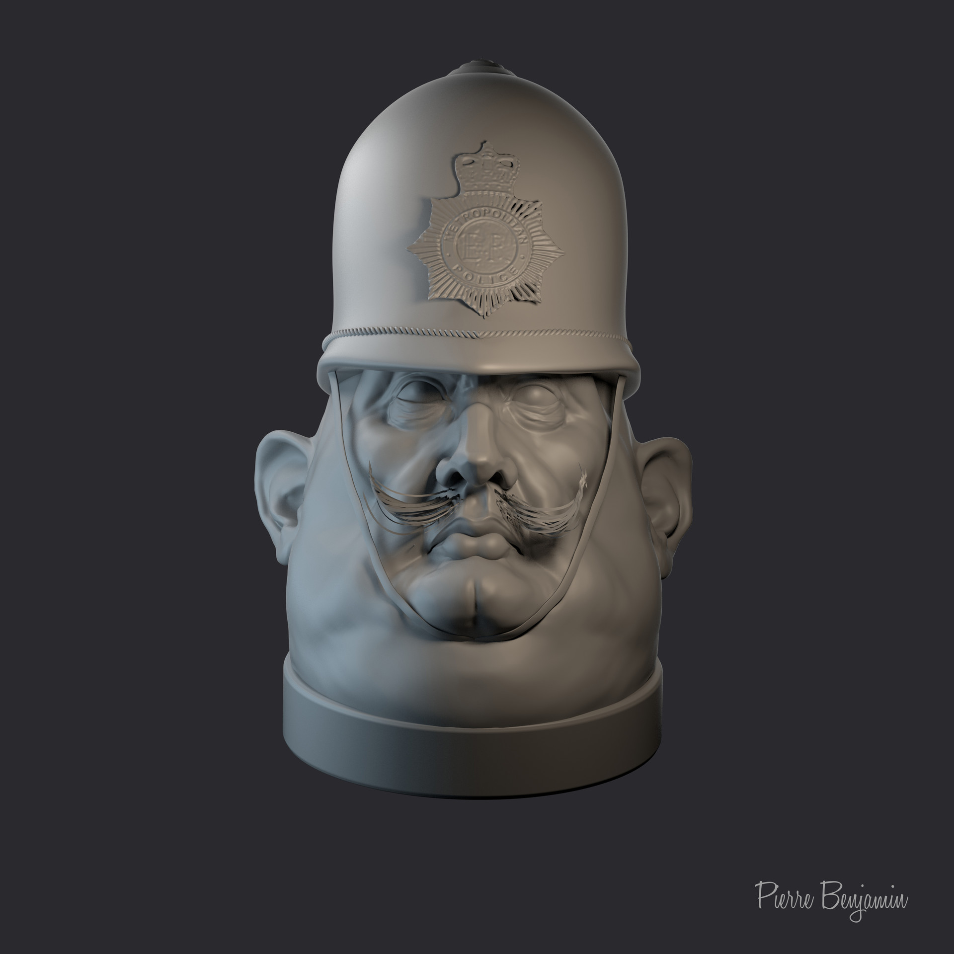 Pierre benjamin copper render from 004aasasa