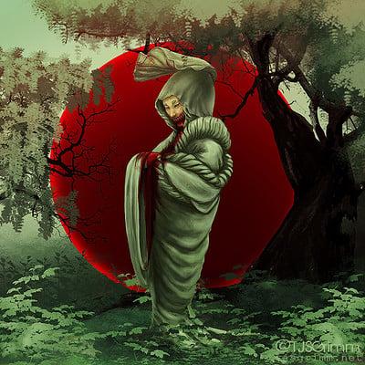 Teri grimm nephenthis monk small
