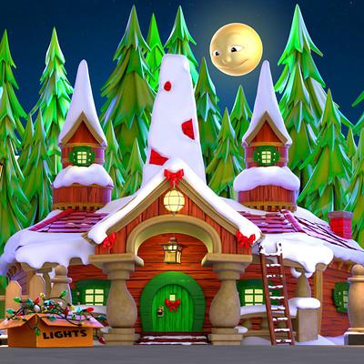 Tokyo Disneyland 2017 Christmas Show