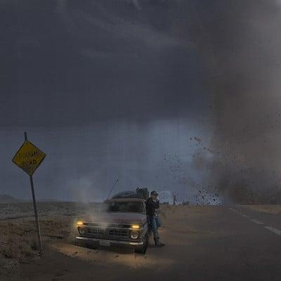 Josh hutchinson tornado