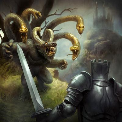Tadas sidlauskas monster illustration edits small2