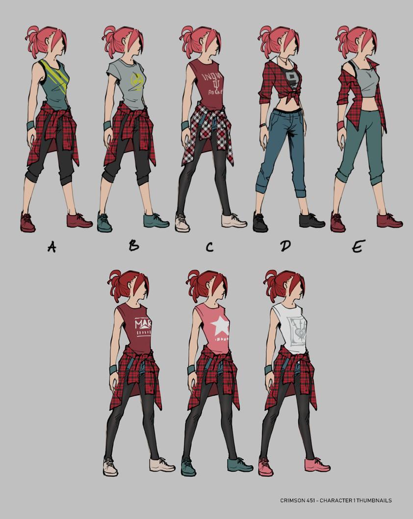 Ann maulina character 1 thumbnails