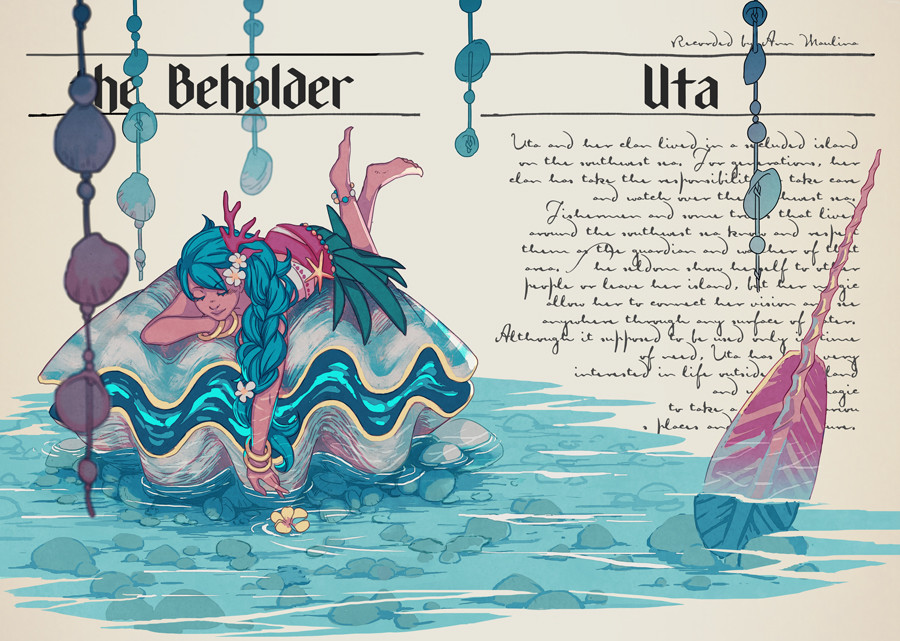 Uta the Beholder