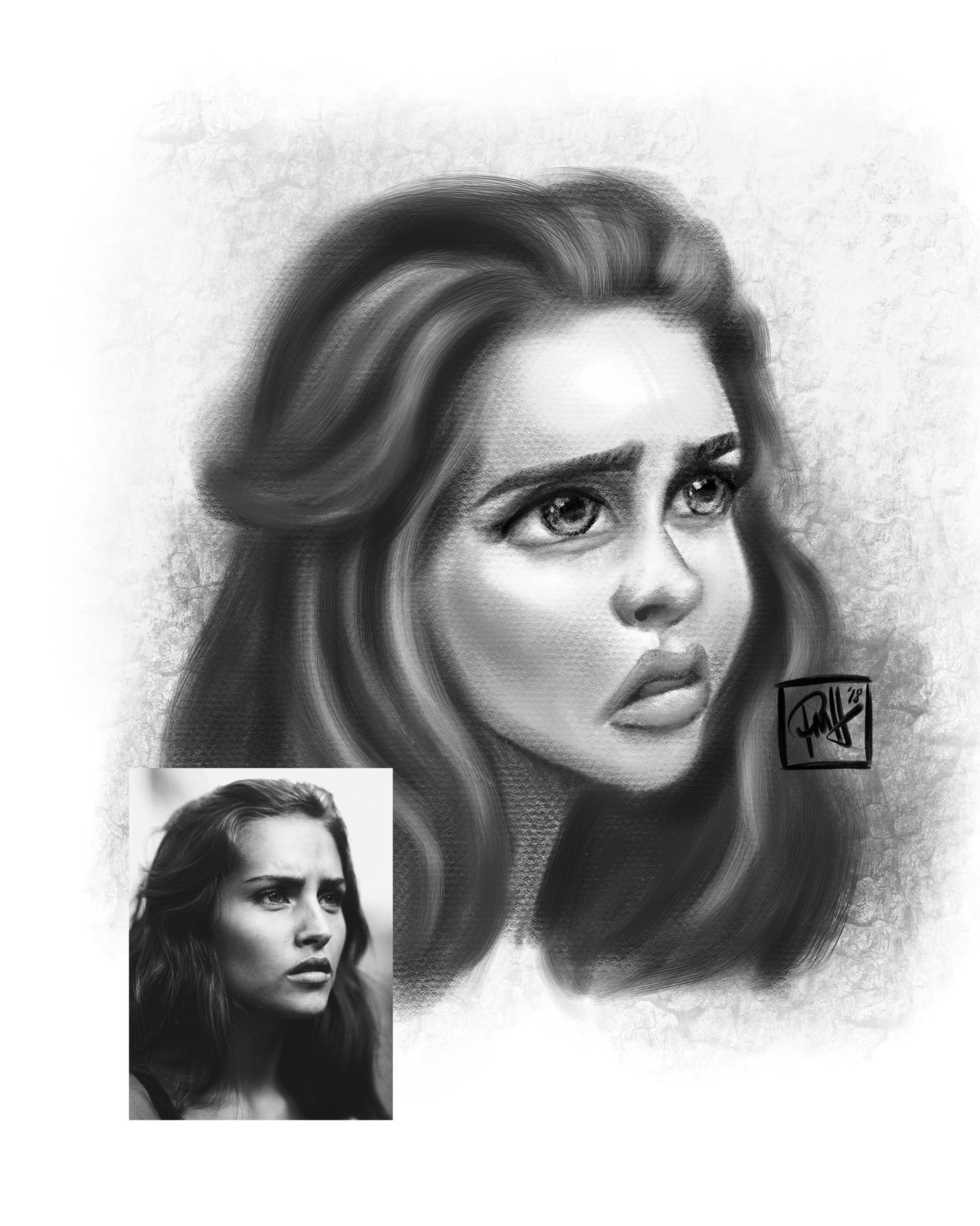 Expressions Study 6