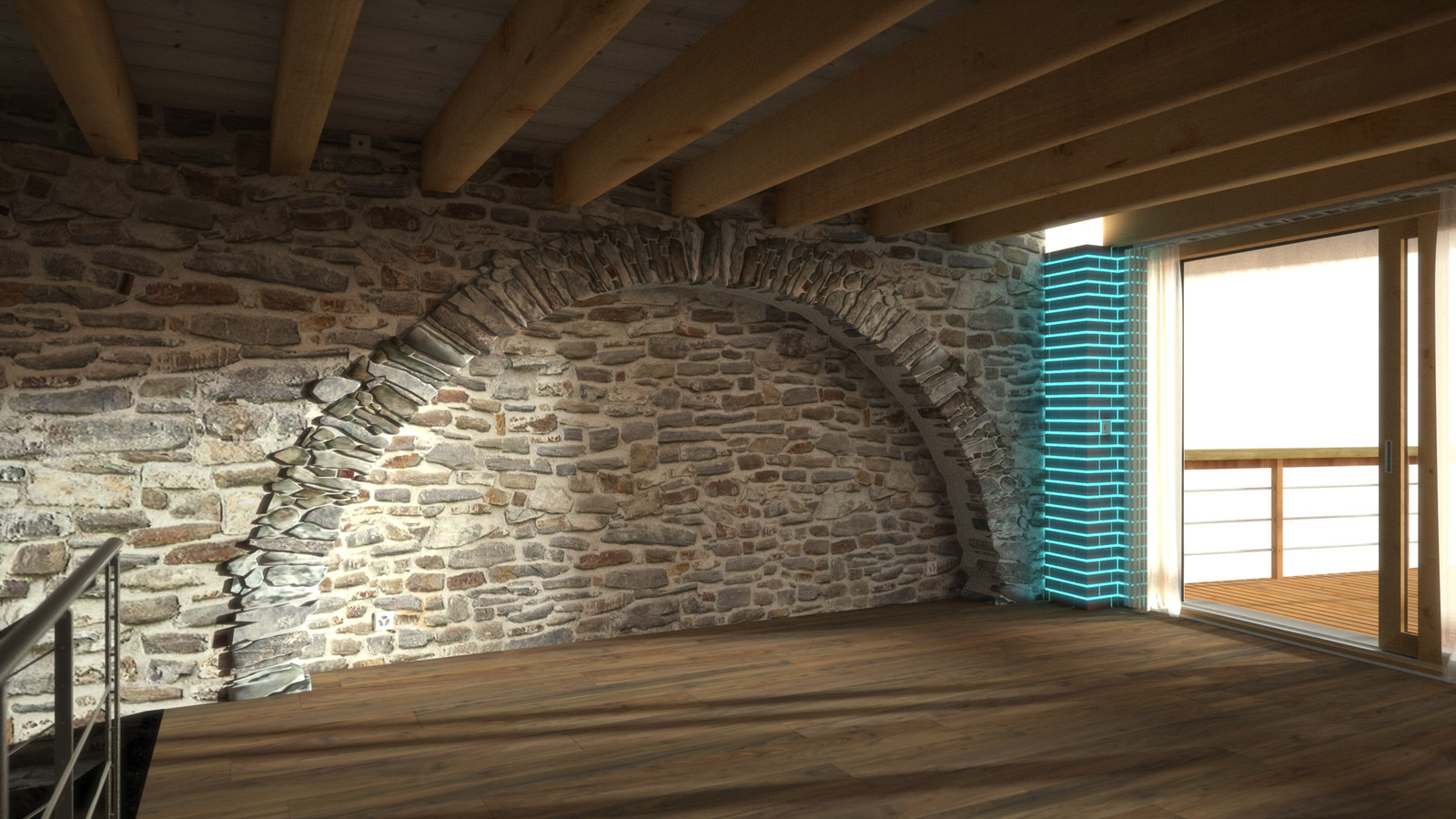 Joint with individual Bricks