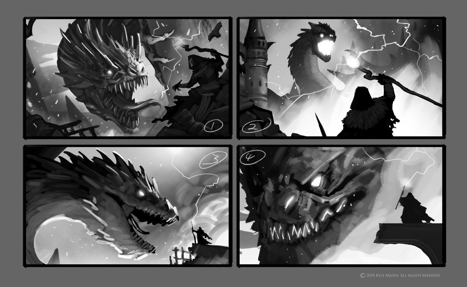 Kyle mjoen dragon thumbnails