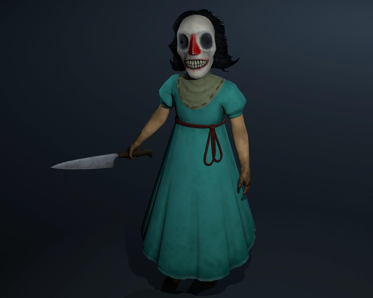 Doll-Face - Shaded