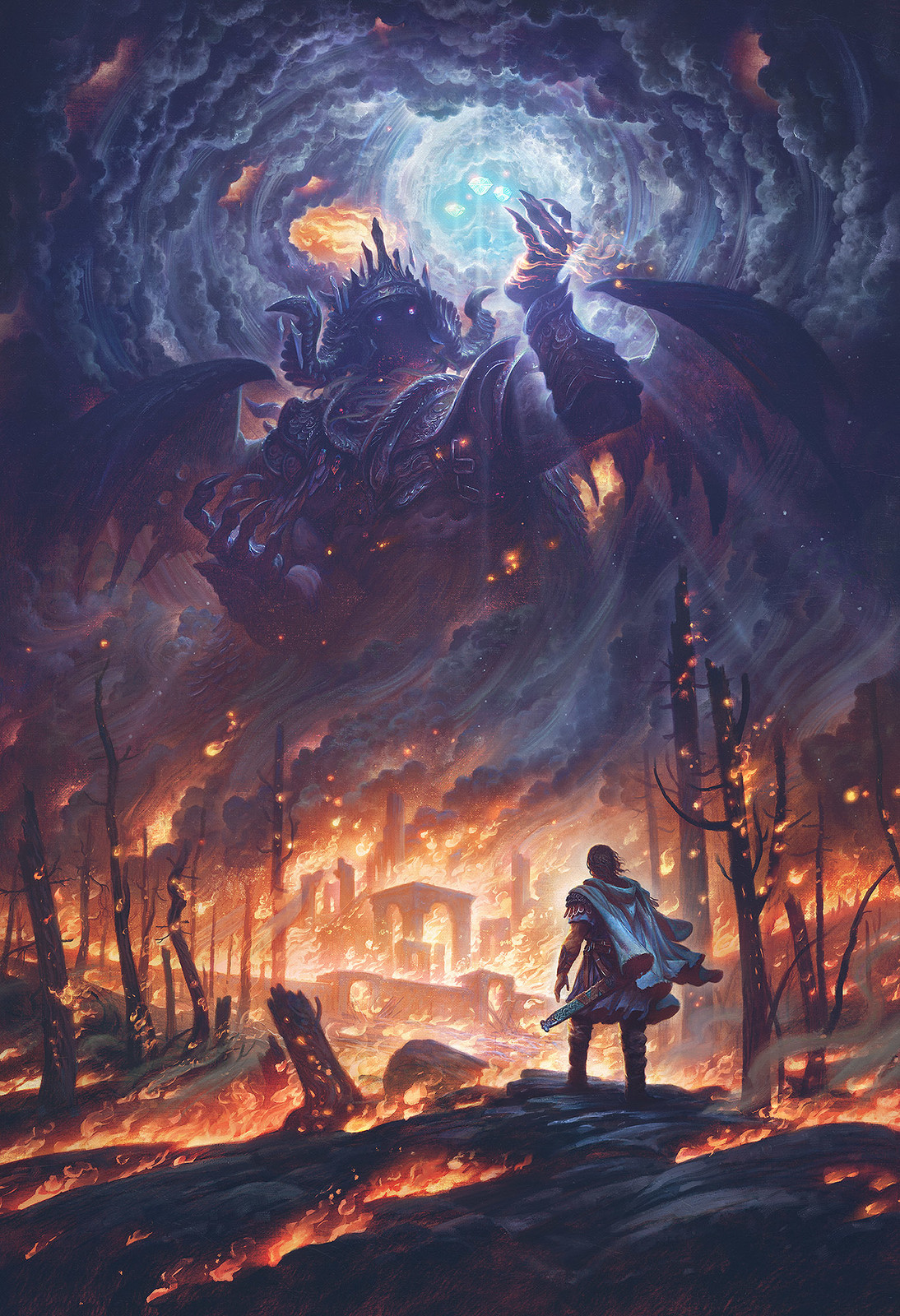 """""""Morgoth and the Silmarils"""" 2018"""