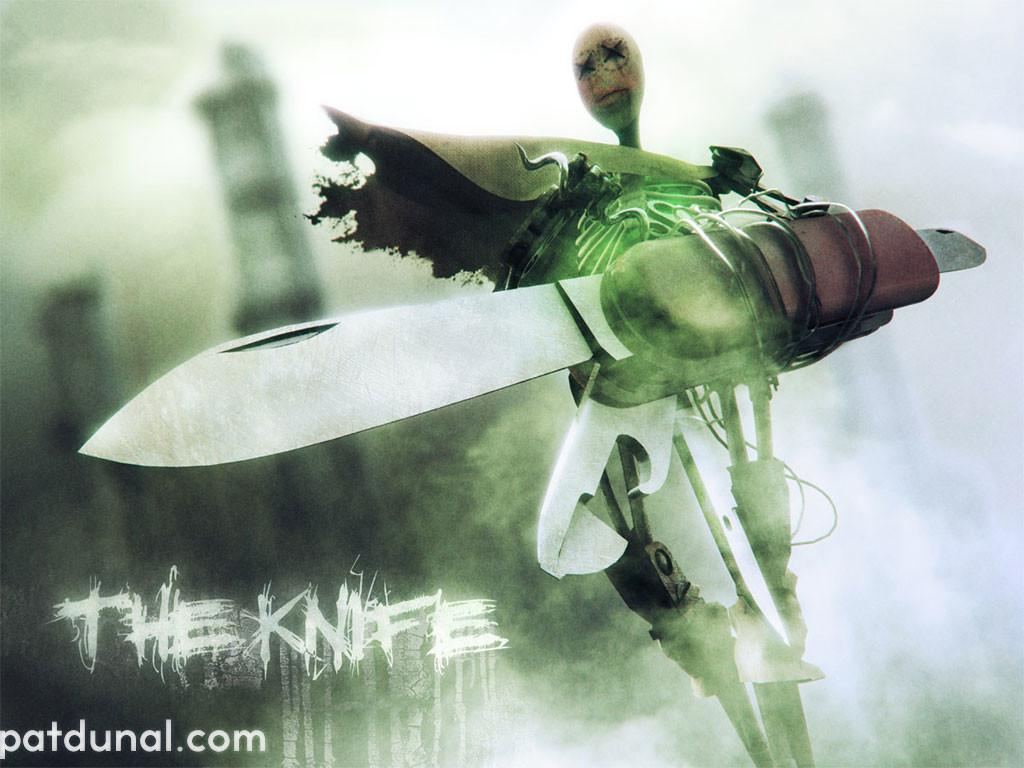 Pat dunal the knife pat dunal