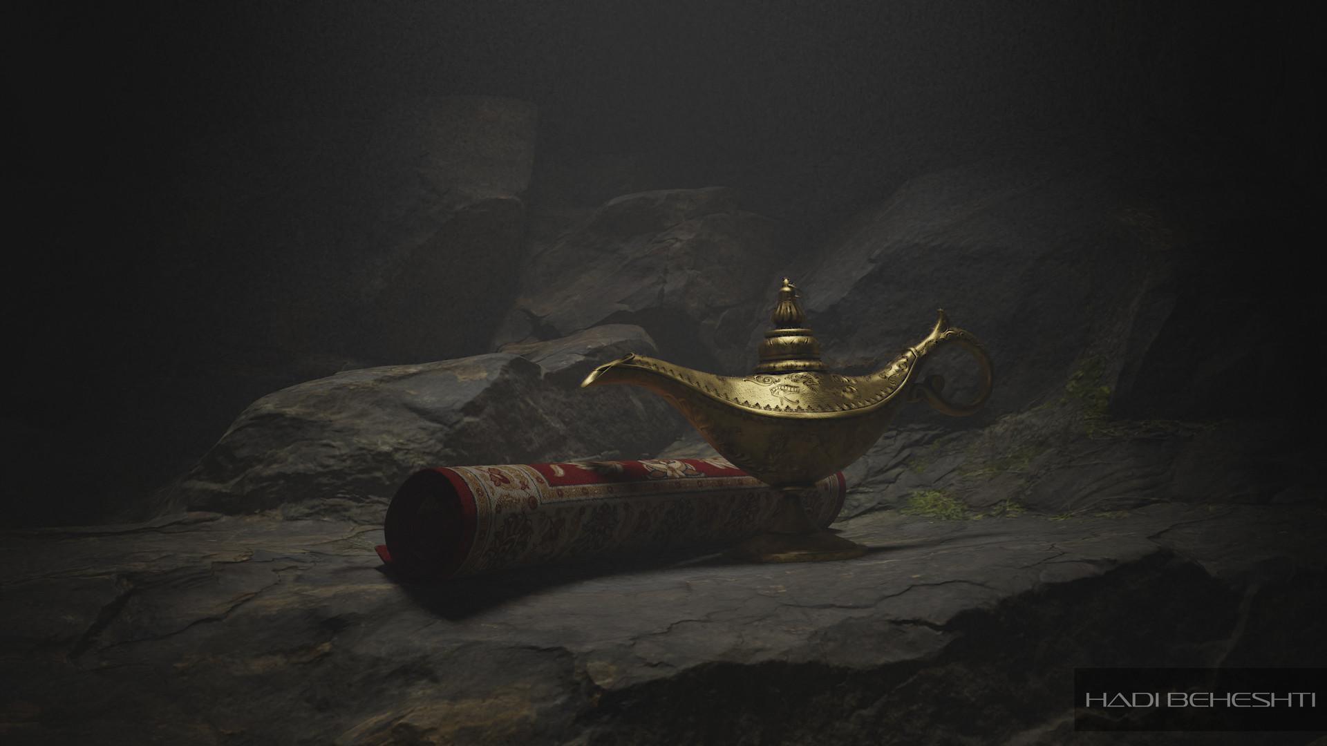 Hadi beheshti toplight with fog