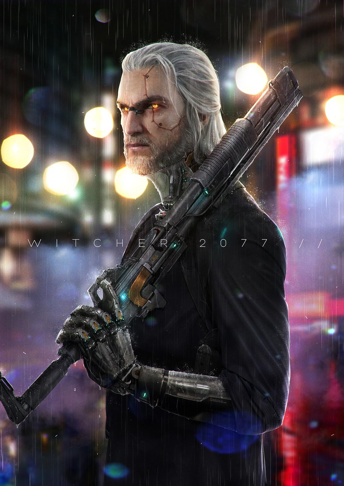 Witcher 2077