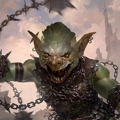 Svetlin velinov goblin chain whirler