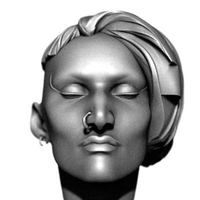 Shof coker shof coker shofcoker headsculpts01