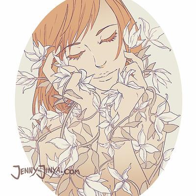 Jenny hefczyc flowerly