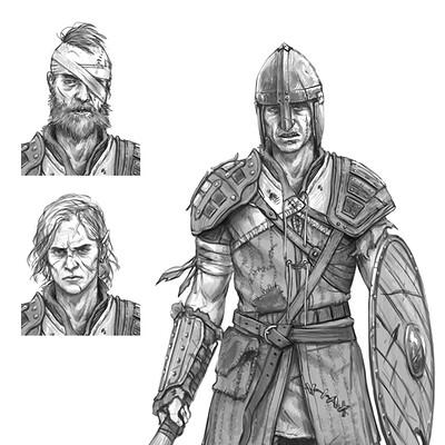 Jarrod owen s b keeper mercenary