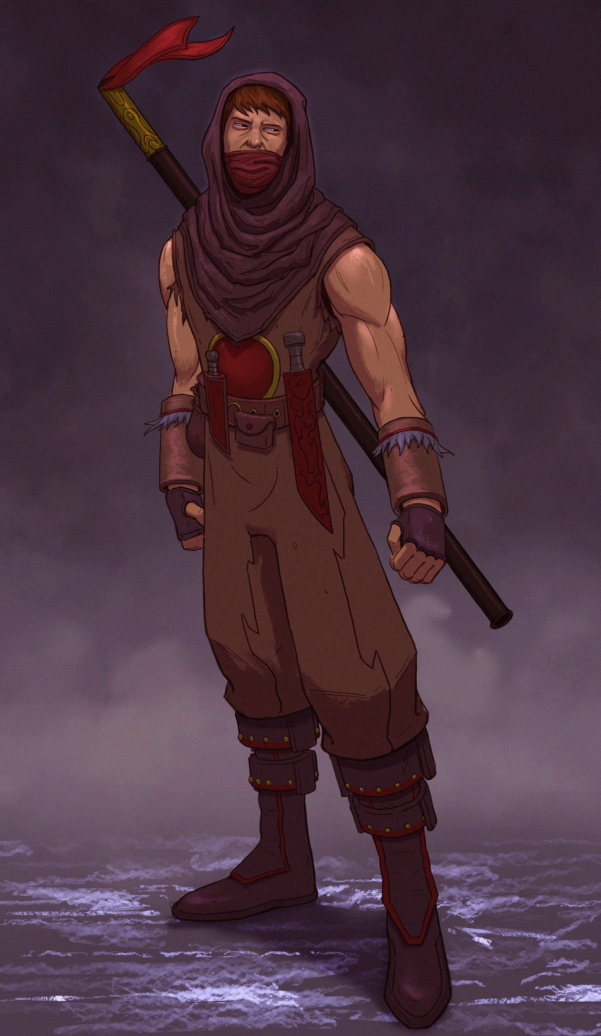 Chasse à l'homme [PW : Saigo] Matthew-hamilton-thief-warrior-v2smaller