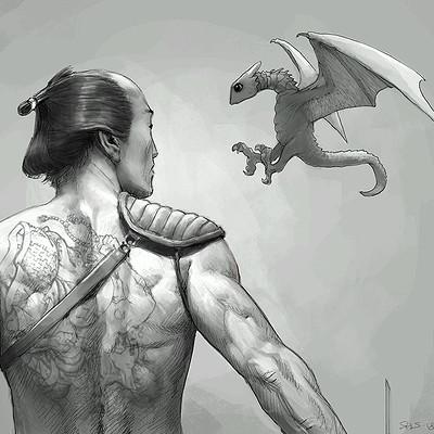 Steven stahlberg samurai1
