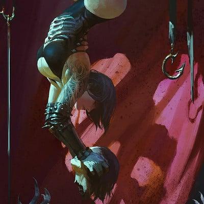 Bayard wu shadow trapeze