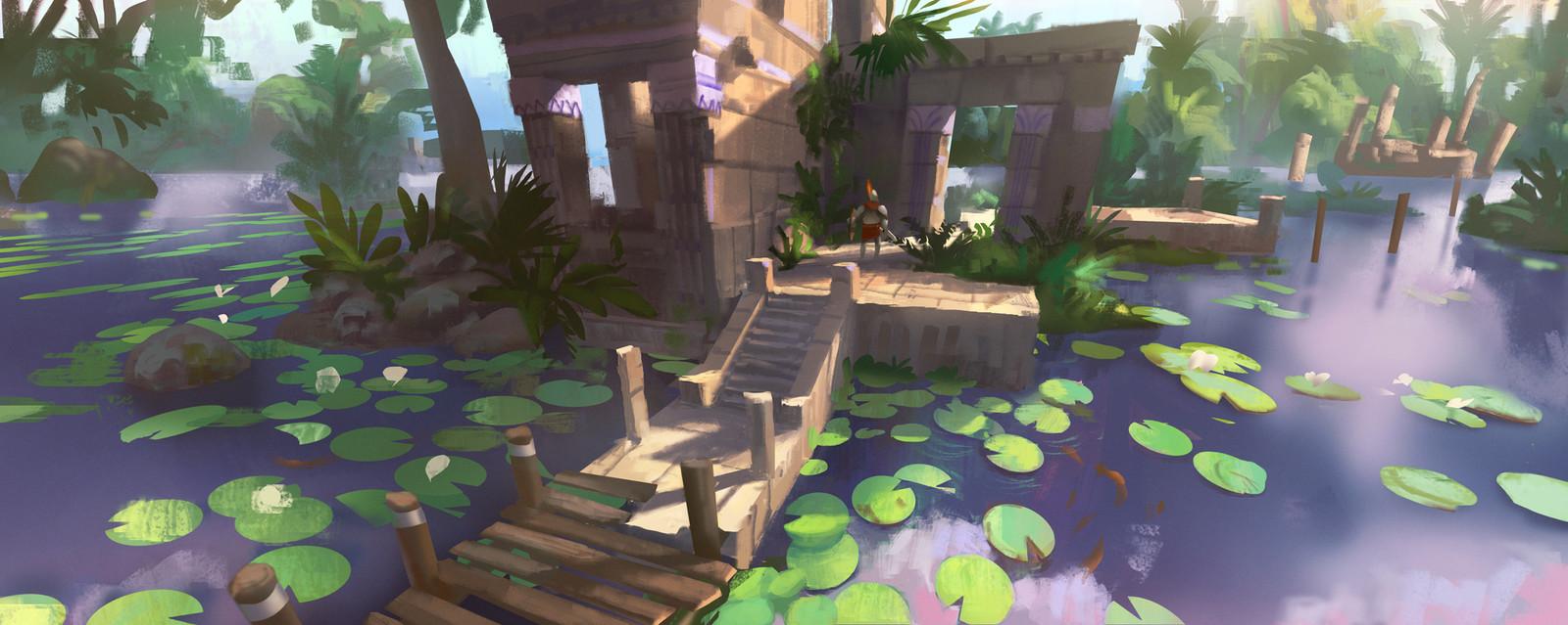 RPG - Water Temple