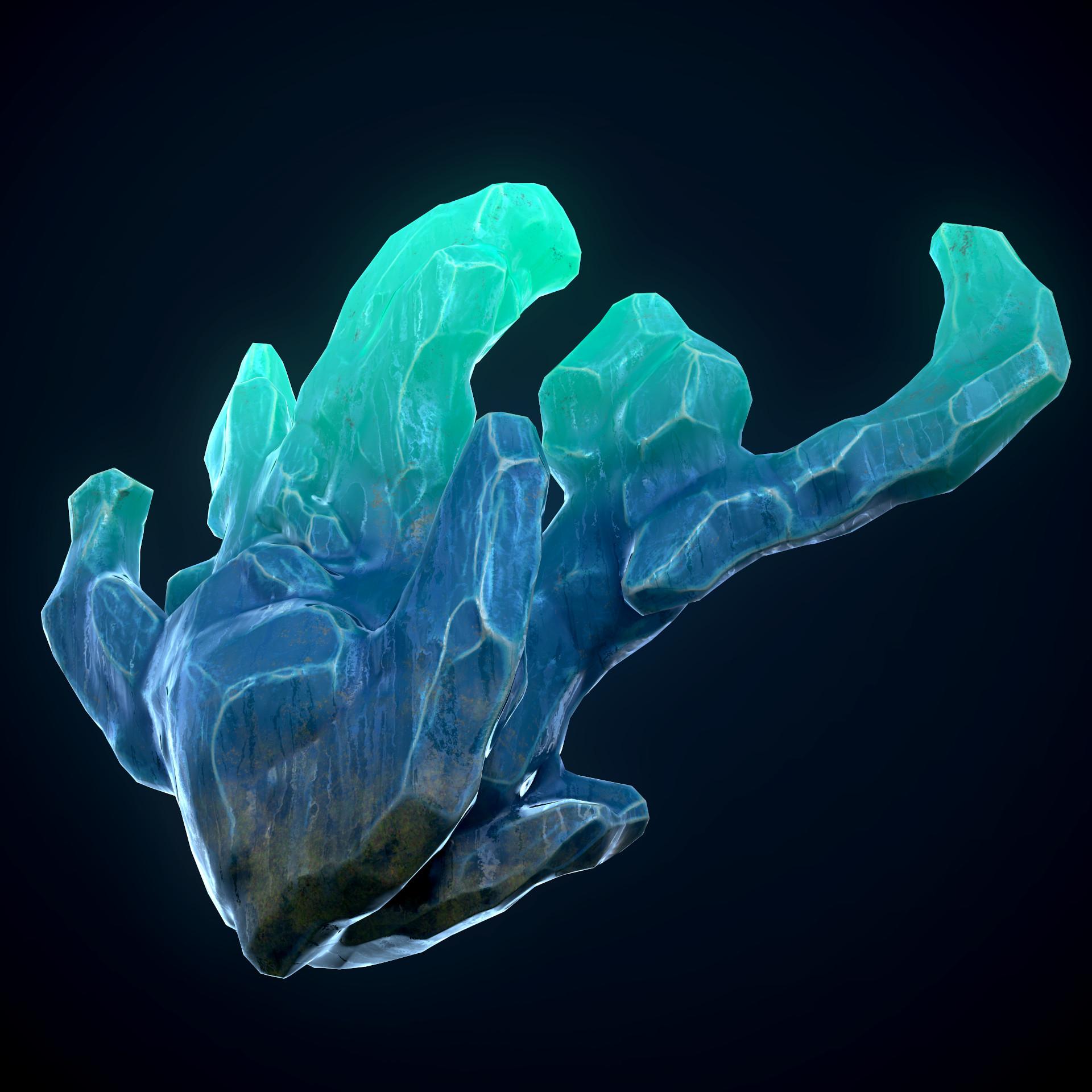 Andrew krivulya crystal render012