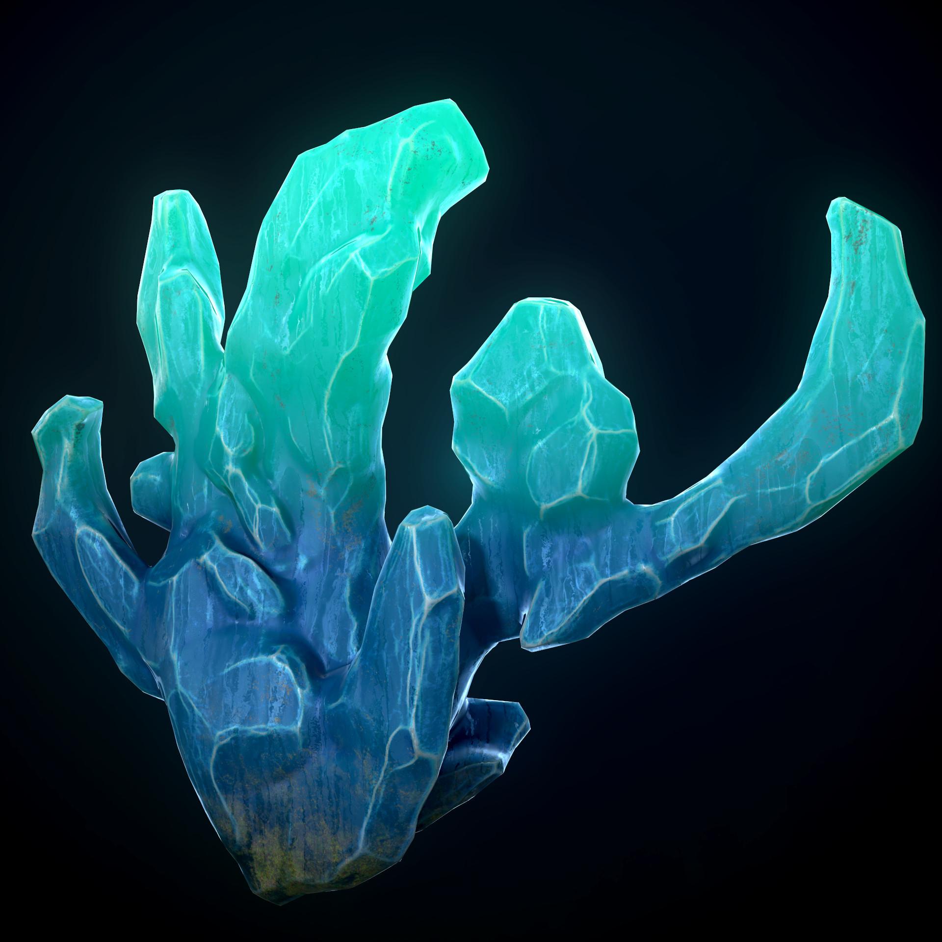 Andrew krivulya crystal render008