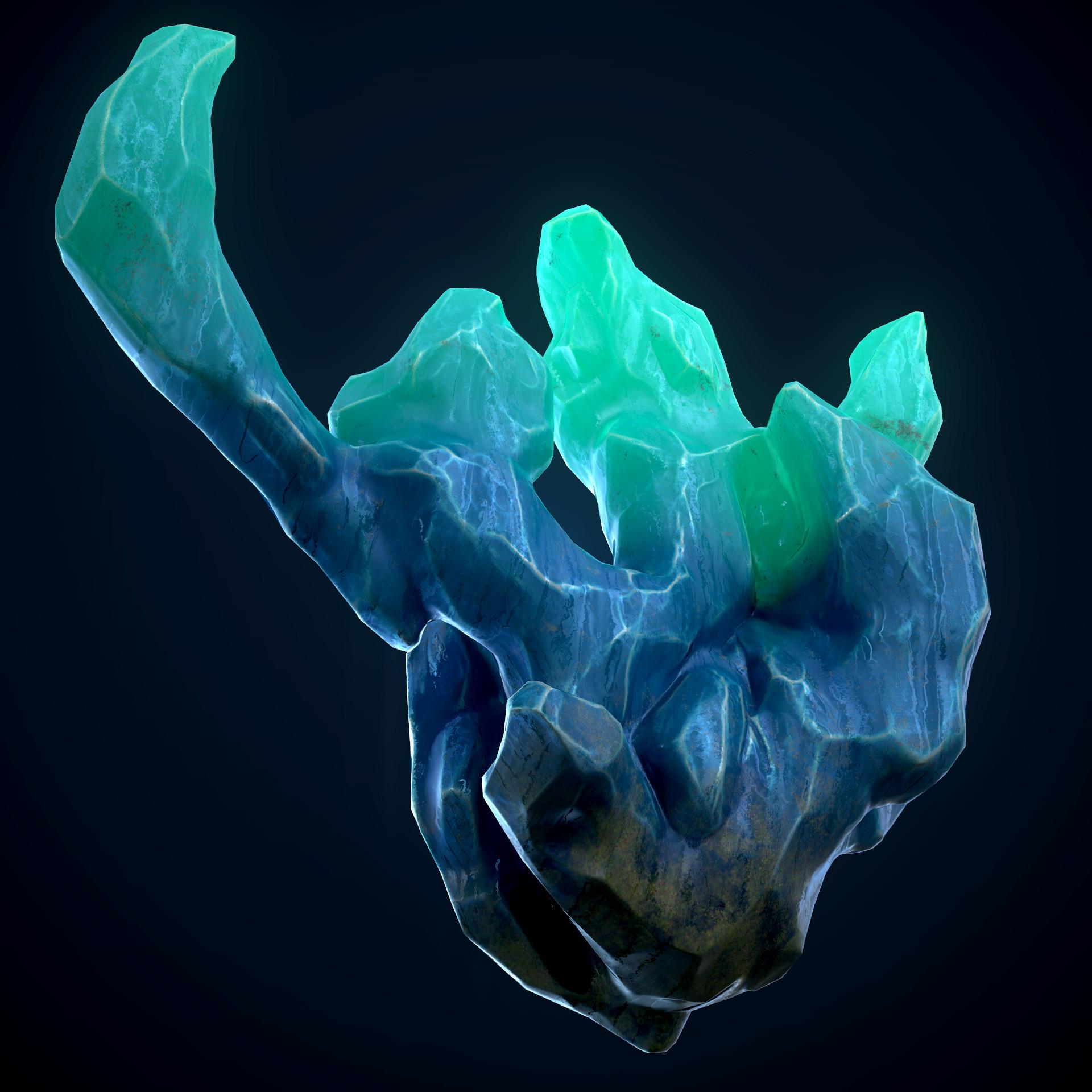 Andrew krivulya crystal render011