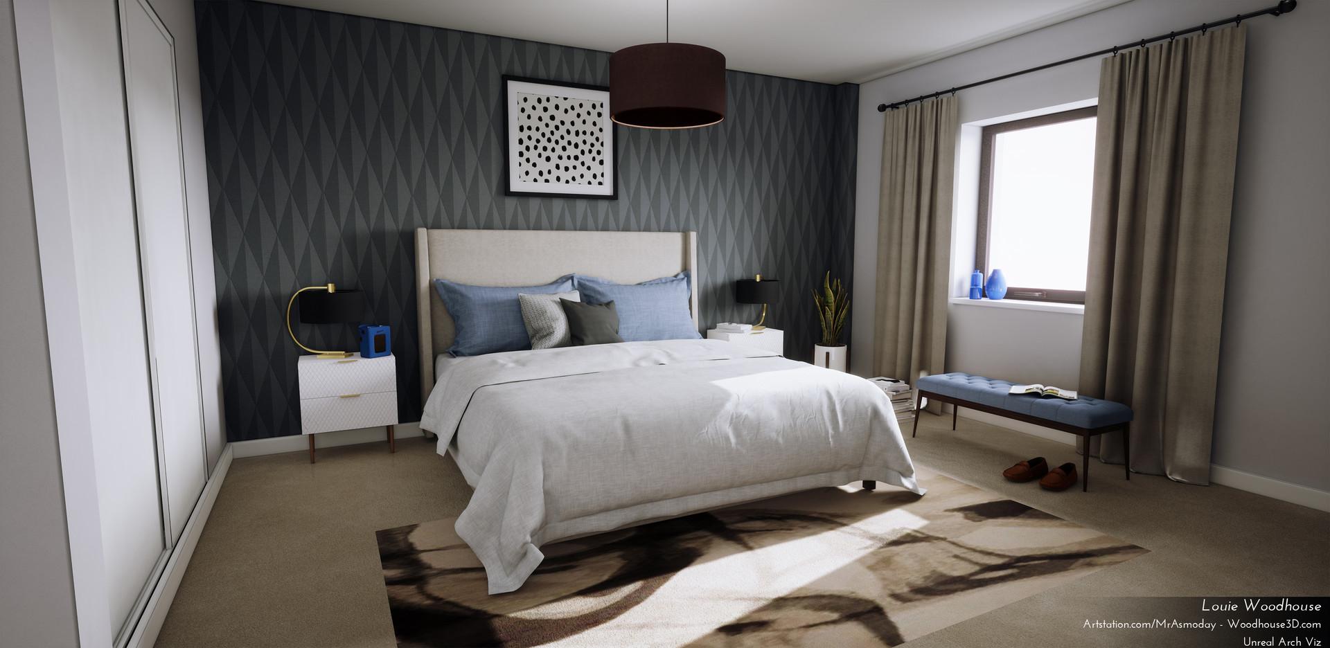 Louie woodhouse bedroom 01