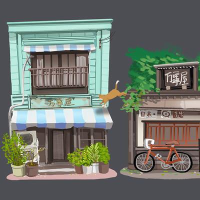 Jasmin y houses