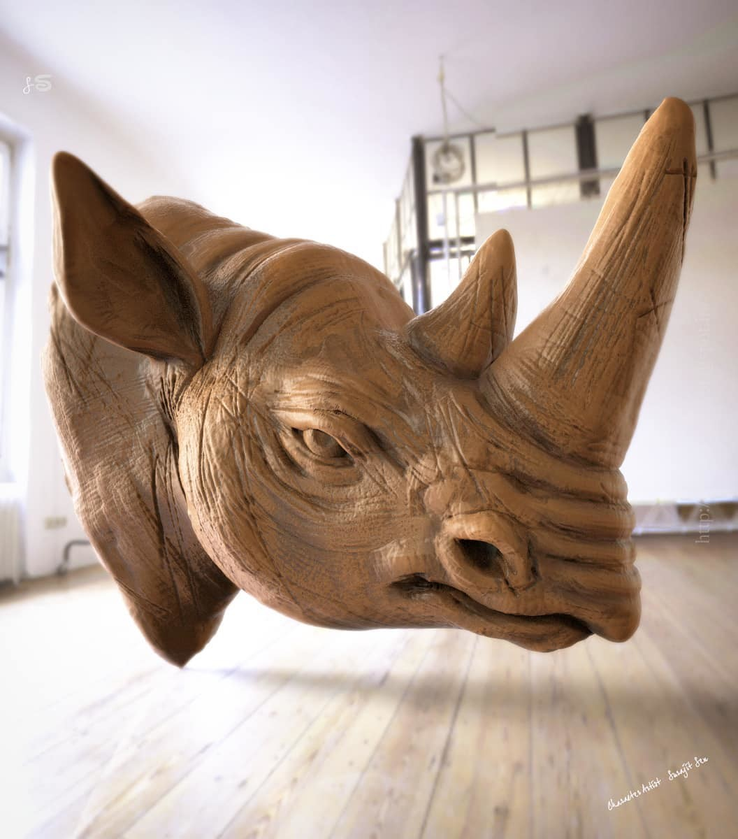 Surajit sen rhino quick sculpt surajitsen i