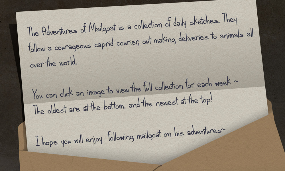 Devin platts mailgoat letter