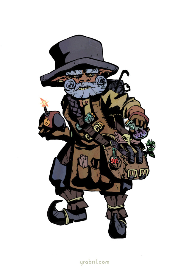 Pullus The Alchemist