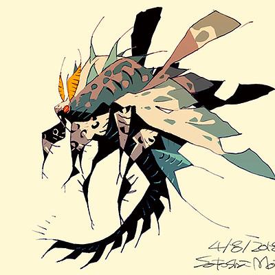 Satoshi matsuura 2018 04 08 moth s