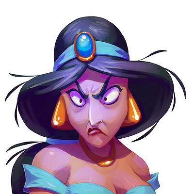 Ivan nikulin evil jasmine