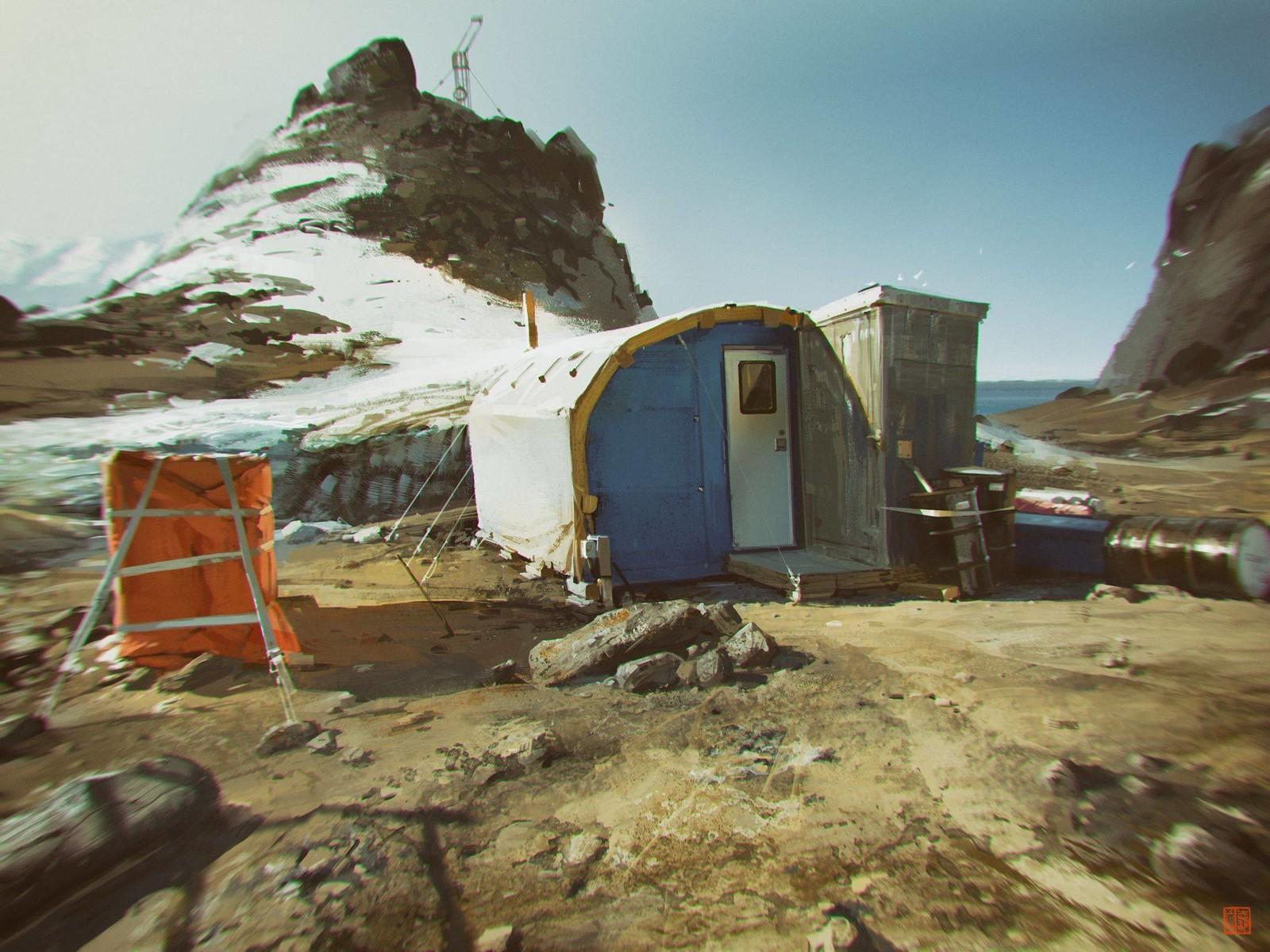 VPA Antarctica base