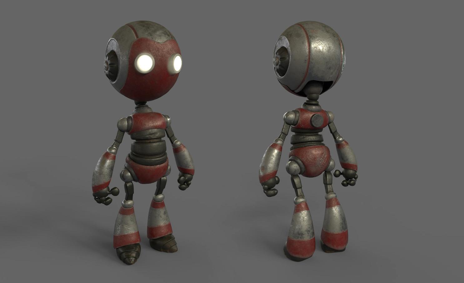 Alina godfrey robot2