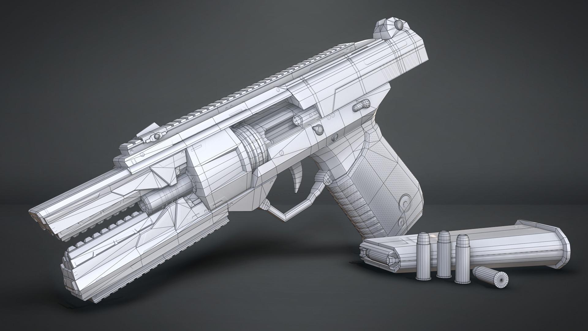 Marcelo m prado open pistol 1080wire