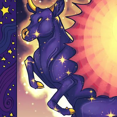 Celestial Cow