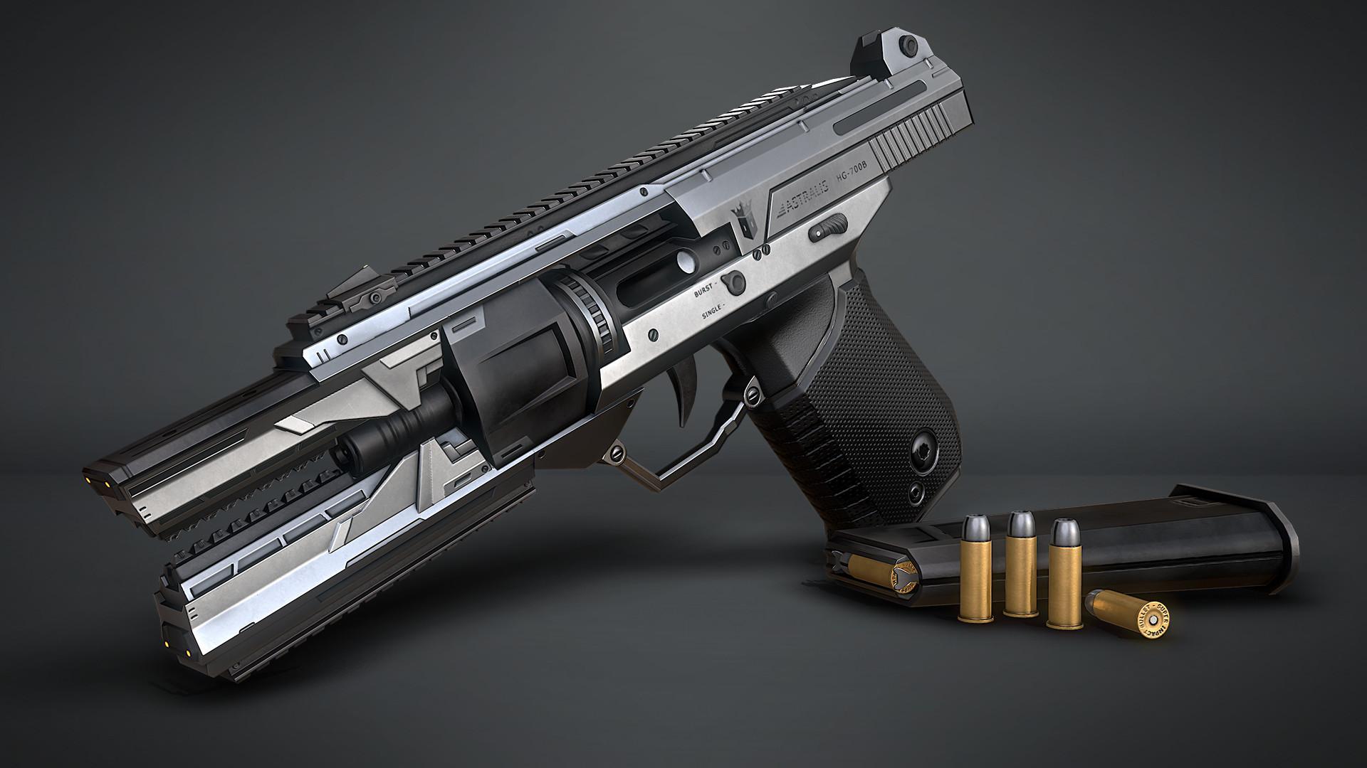 Marcelo m prado open pistol 1080
