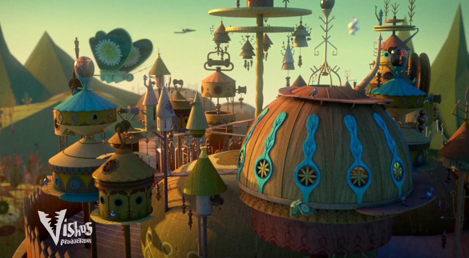Peleda Animated TV Series