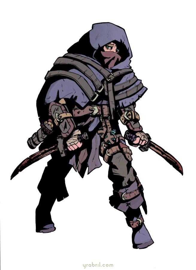 Lorcan the Assassin