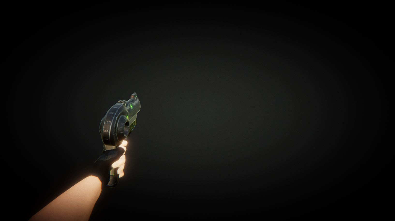 Emanuel cacciola revolver hands