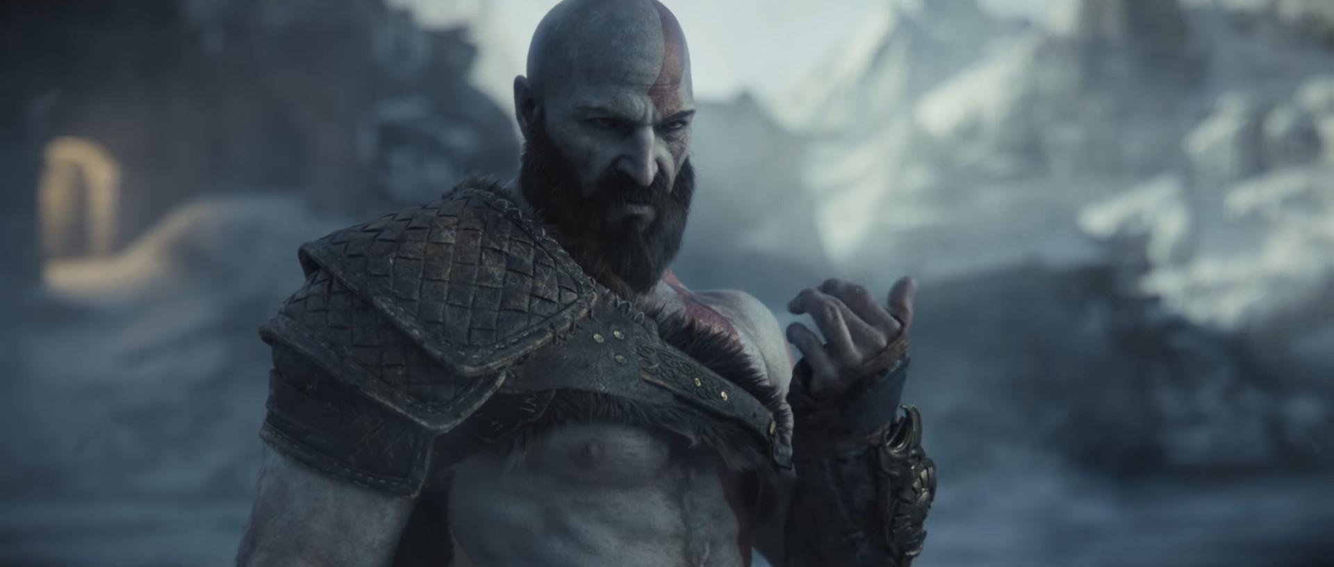duc  phil  nguyen - god of war  ps4  tv commercial