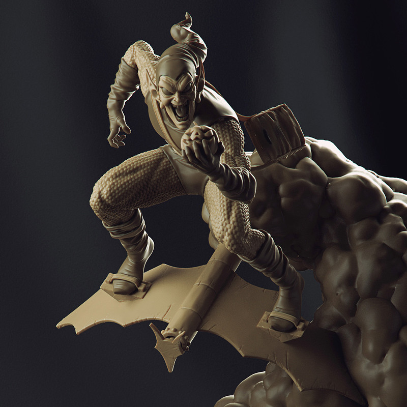 Green Goblin - Art Scale 1/10 - Iron Studios CCXP Exclusive